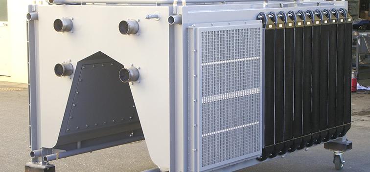 Heat exchanger business