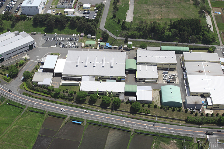 Our manufacturing location