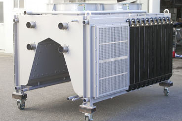 Contact us about our heat exchanger business
