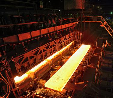Steel plant/ paper plant