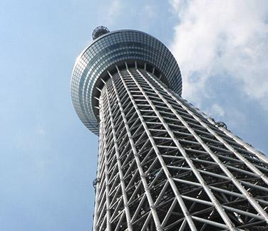 高層タワー