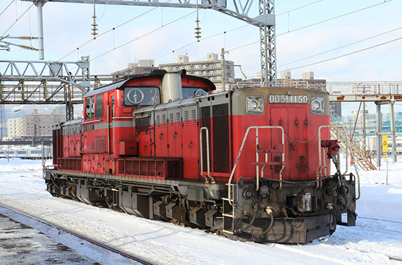 ディーゼル機関車